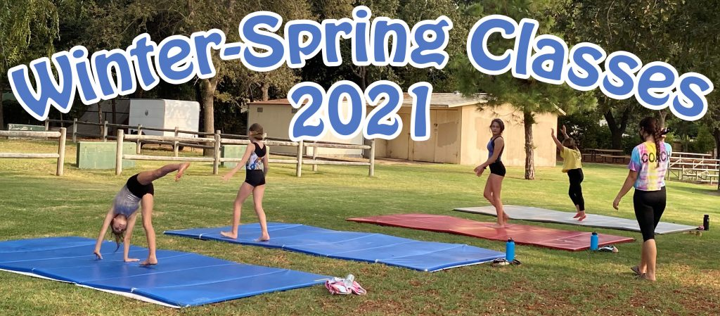 Winter-Spring 2021 Classes